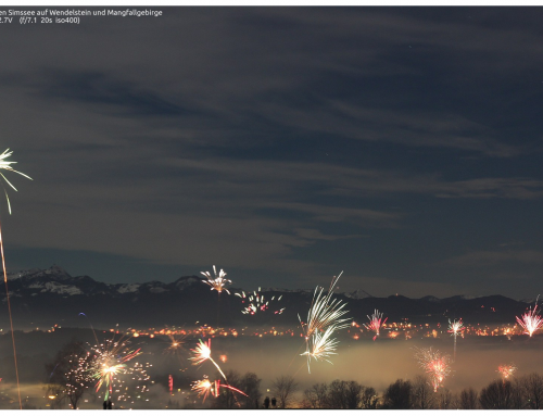 Silvester am Simssee – Bad Endorf