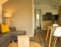 Chalet Lugge - Wohnraum