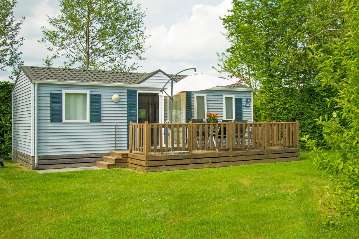 Lodge Tamaris Camping Stein