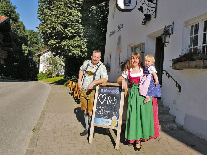 Gasthaus Hilger Camping Stein